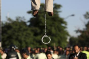 105 محكومين بالإعدام بانتظار التنفيذ بينهم 12 امرأة