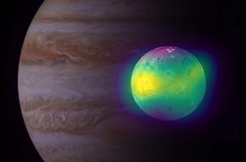 قمر المشتري آيو يكشف أسراره للفلكيين