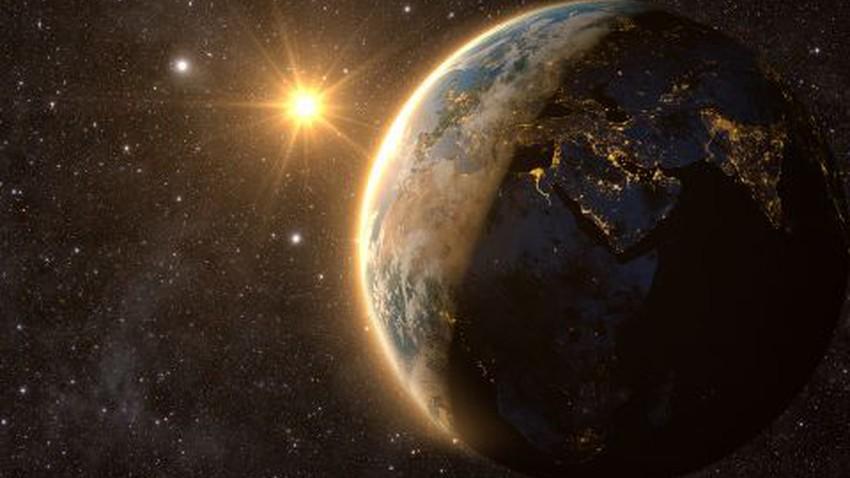 كيف ساهم تباطؤ دوران الأرض في زيادة كمية الأكسجين في الغلاف الجوي؟