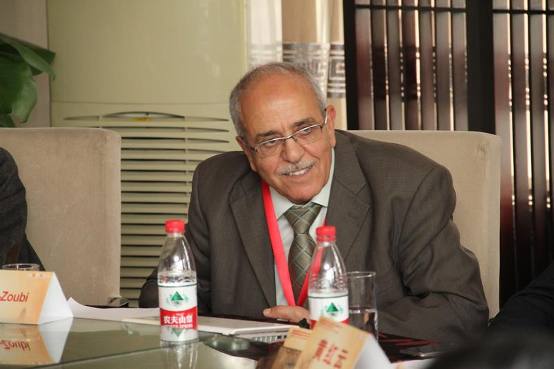 الدكتور زياد الزعبي
