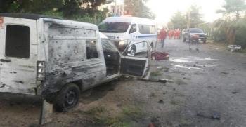 مقتل خمسة في عمليات انتحارية في لبنان والاردن يدين