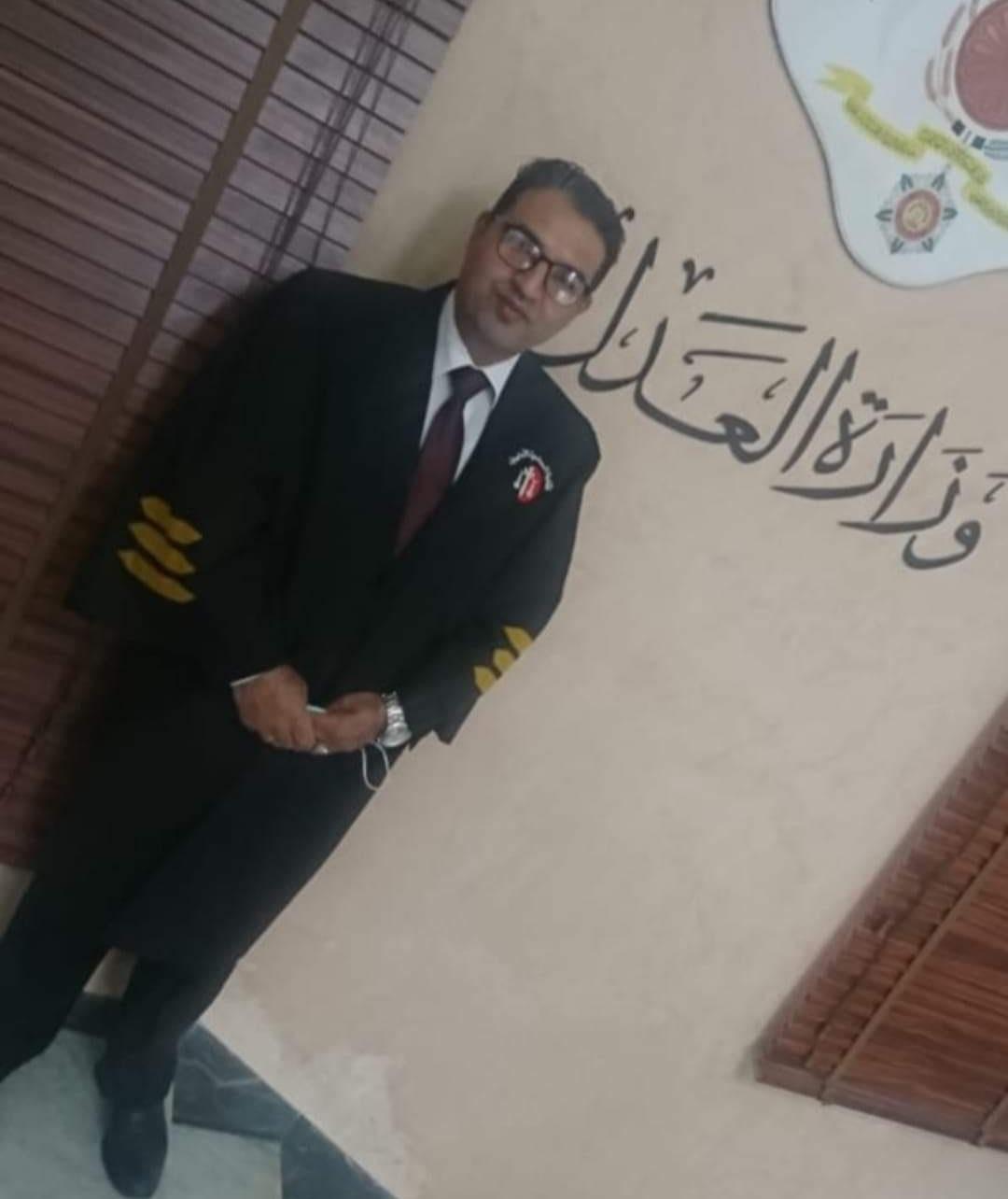 أسامة بني عواد ..  مبارك الاستاذية