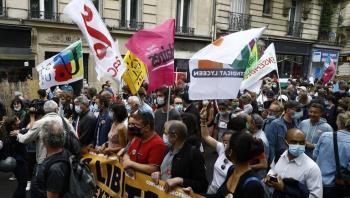 فرنسا ..  مظاهرات ضد اليمين المتطرف في مدن عديدة