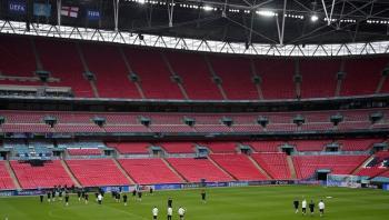 اليويفا يرد على طلب إيطاليا نقل نهائي كأس أوروبا من ويمبلي