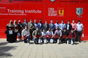 مركز عمان الأهلية للأمن السيبراني يخرّج الفوج الأول من طلبة الدورات التدريبية