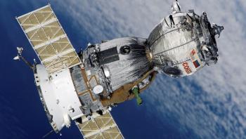 هبوط المركبة سويوز إم إس-16 على الأرض