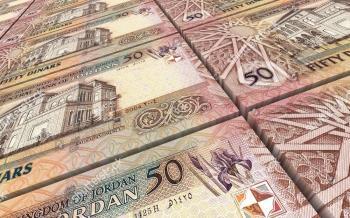 ارتفاع السيولة المحلية الى 35.8 مليار دينار حتى نهاية نيسان
