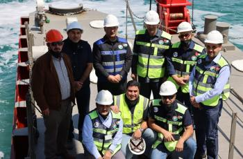 شركة البوتاس العربية تدشن حفارة الكرامة