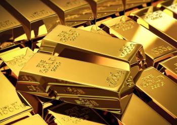 الذهب يتجه صوب ثاني انخفاض شهري في ظل ارتفاع عوائد الخزانة
