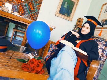 هبة زيدية مبارك التخرج