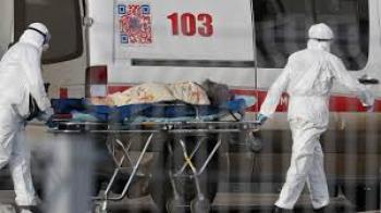 روسيا: 150 وفاة و6693 إصابة بكورونا