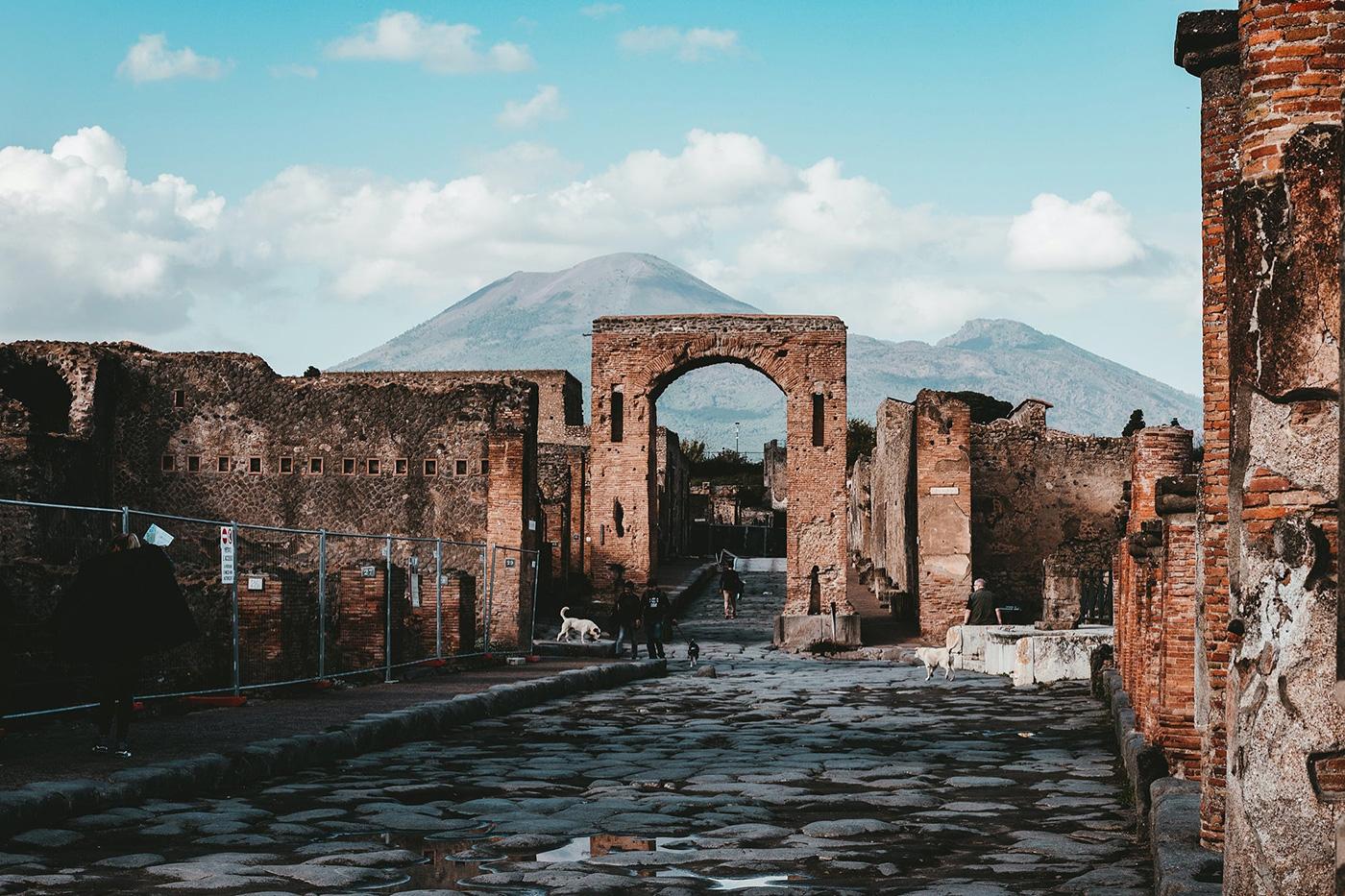 بومبي الإيطالية تكشف عن أسرار وكنوز جديدة