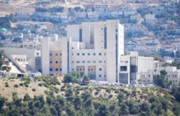 143 الفا لتنفيذ الصرف الصحي بمستشفى الايمان في عجلون
