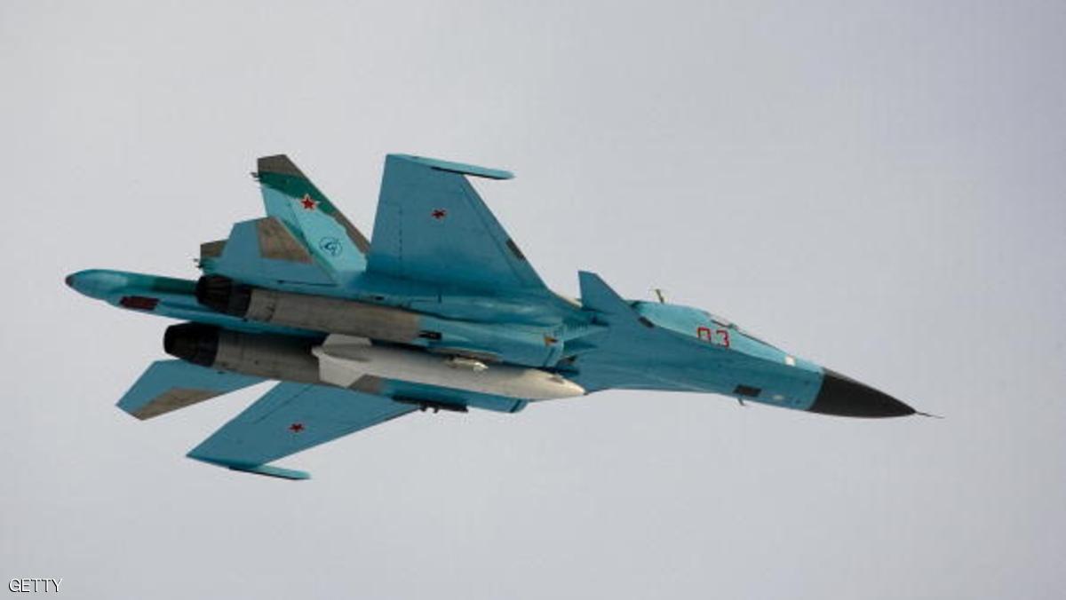 صواريخ روسية على مواقع لداعش في سوريا