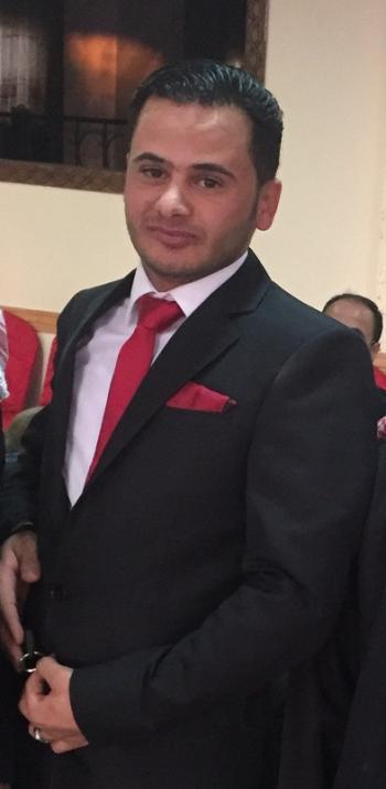 منصور العقيلي .. زفاف مبارك