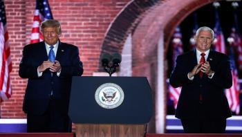 الجمهوريون يخيرون الأمريكيين بين ترامب والفوضى