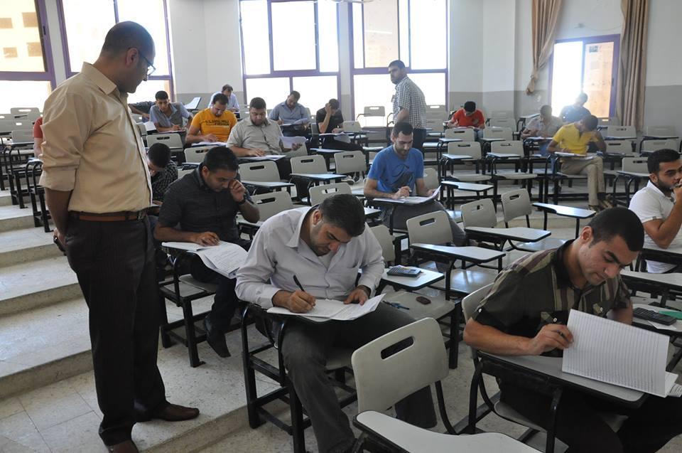 بدء امتحانات الشامل السبت