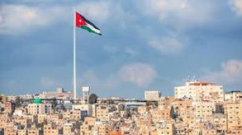 اجتماع  أردني مصري فرنسي ألماني عن بعد في عمان