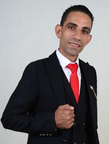 عبدالله حسين الدباس يشهر زواجه