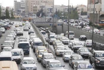 السير: ذروة مرورية في شوارع عمّان