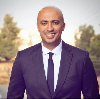 إبراهيم عياد مديراً لبرنكس الأردن