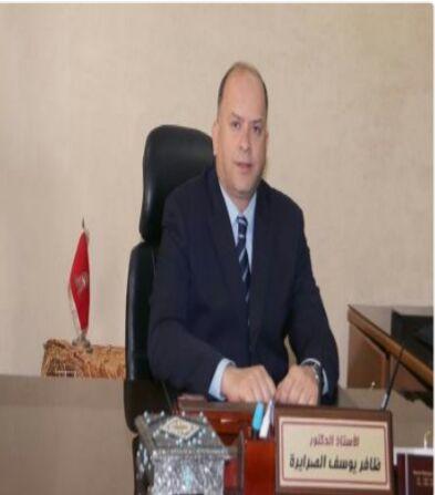 الدكتور ظافر الصرايرة