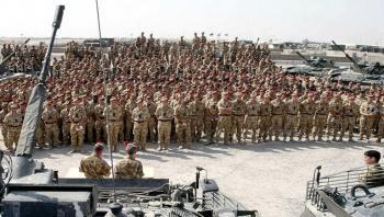 تايمز: بريطانيا ستسحب معظم قواتها من أفغانستان