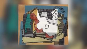 اكتشاف رسم سري لبيكاسو مخبأ خلف لوحة فنية شهيرة