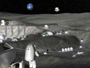 اليابان تعتزم إنشاء مصنع لإنتاج الوقود الهيدروجيني في القمر