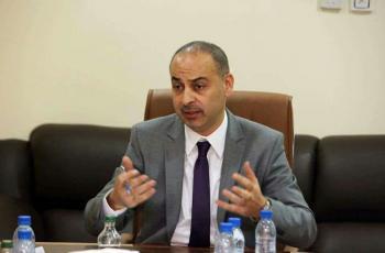 المحامي أحمد اللوزي ..  مبارك المنصب الجديد