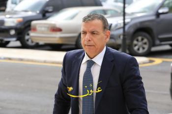 وزير الصحة يعود مصابي حادثة تسمم عين الباشا بمستشفى الامير حمزة