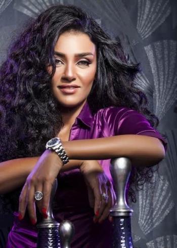 هبة الاباصيري تدشن برنامج ذا مايك ستار من مصر