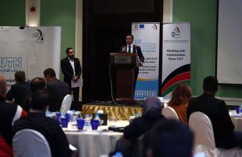 الأردني  الهاشمي يعقد اجتماعا ضمن مشروع تحالف المؤسسات العاملة مع الشباب
