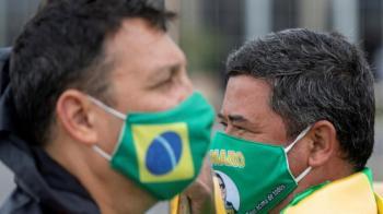 البرازيل تسجل 739 وفاة و33057 إصابة بفيروس كورونا