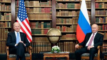 بوتين وبايدن: إطلاق حوار ثنائي شامل حول الاستقرار الاستراتيجي