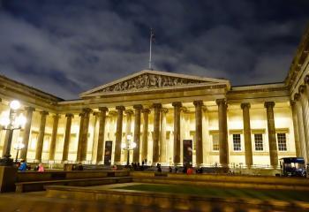 المتحف البريطاني يرمم أواني أثرية تحطمت بانفجار مرفأ بيروت