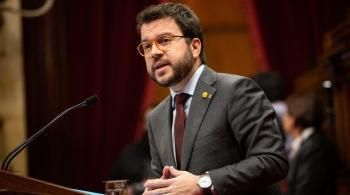 رئيس كتالونيا يعلن استئناف الحوار مع مدريد