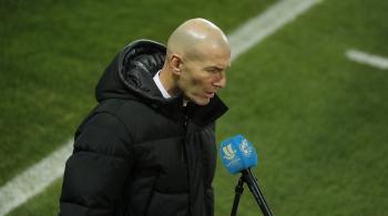 الشرينغيتو: لاعبو ريال مدريد يشككون في أسلوب زيدان