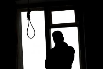 انتحار ثلاثيني في شارع الحدادة