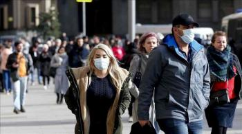 روسيا تسجل أكثر من 8000 إصابة جديدة بكورونا