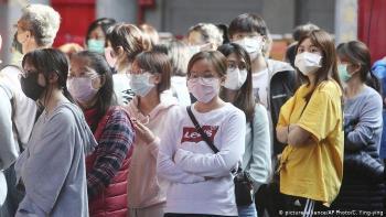 الصين تسجل 10 اصابات جديدة بكورونا
