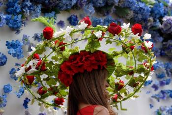 جنون القبعات في مهرجان رويال اسكوت الملكي