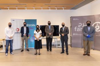 منصّة زين للإبداع تقيم هاكاثون الرعاية الصحيّة وتقدّم دعمها للفائزين