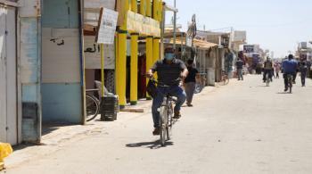 إعطاء لقاح كورونا لـ 67 لاجئا سوريا من كبار السن