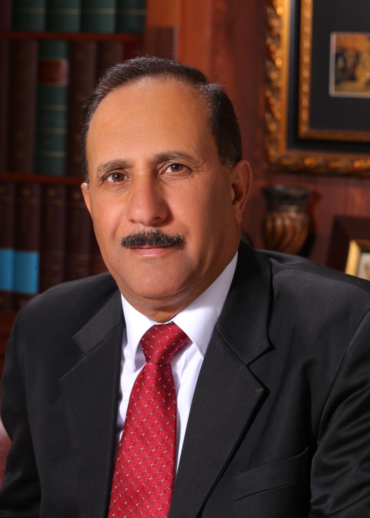 الدكتور مفلح الزيدانين
