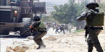 الاحتلال يقتحم مخيم قلنديا شمال القدس