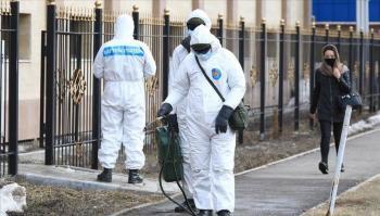 أوكرانيا: 21 وفاة و1022 إصابة جديدة بفيروس كورونا