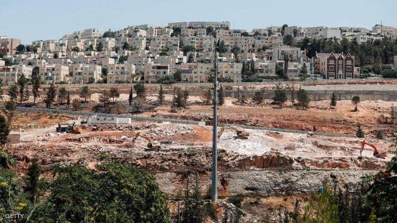 الاحتلال يعتزم بناء أكثر من 3000 وحدة استيطانية في الضفة الغربية