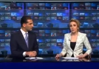 فيديو: مذيعة تتقدم باستقالتها على الهواء وسط دهشة زميلها
