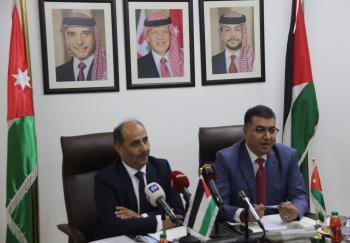 الحنيفات في أولى جلسات إدارة الأردنية الفلسطينية للتسويق: العمل تطوعي